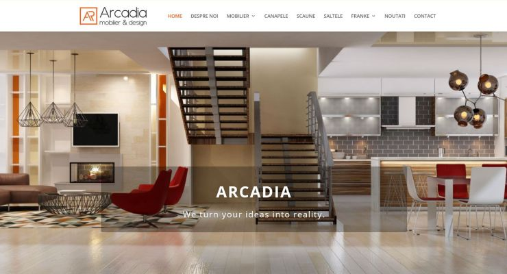 Mobilier Arcadia